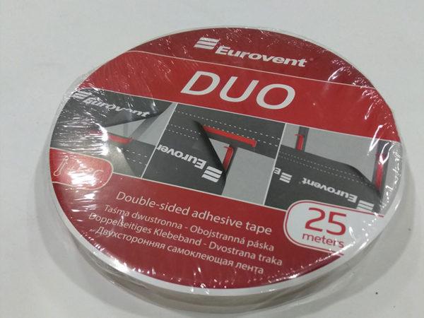 Dvostrano lepljiva traka Duo